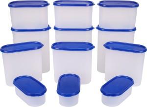 Mahaware Space Saver Container  - 18000 ml Plastic Food Storage