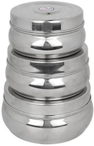 Royal Sapphire  - 1 L Stainless Steel Multi-purpose Storage Container