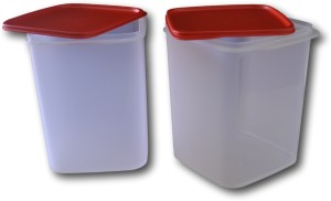 Tupperware Smart Storer # 4  - 5.4 L Plastic Grocery Container