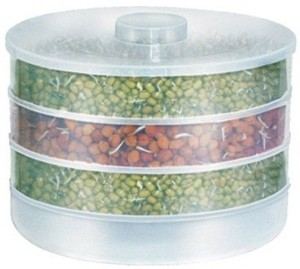 Contact Healthy Sprout maker  - 1 L Plastic Food Storage