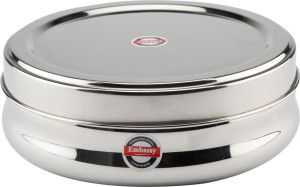 Embassy Bulging Masala / Spice Box (Size 12)  - 1250 ml Stainless Steel Spice Container