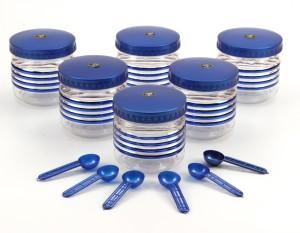 Sunshine Crystal  - 500 ml Plastic Food Storage