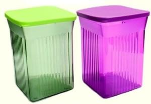 Tupperware  - 800 ml Plastic Food Storage