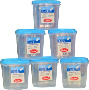 c9f16ef90 Chetan 6PC Softlock Plastic Kitchen Storage  Containers 3000ml - 3000 ml  Plastic Food Storage