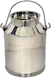 Corporate Overseas  - 5 L Silver Milk Container