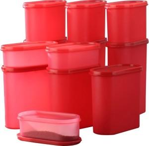 Tallboy Mahaware (microwaveable) Space saver  - 600 ml, 1200 ml, 1800 ml, 2400 ml Polypropylene Multi-purpose Storage Container