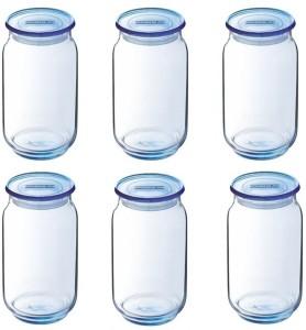Luminarc ml Glass Multi purpose Storage Container Pack of 6