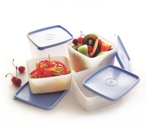 Tupperware Cool n Fresh  - 2300 ml Plastic Food Storage