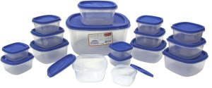Shrih  - 5.5 L, 100 ml, 225 ml, 375 ml, 650 ml, 1.1 L Plastic Multi-purpose Storage Container