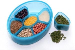 Your Choice Spice Box / Masala Dabba  - 1750 ml Plastic Food Storage