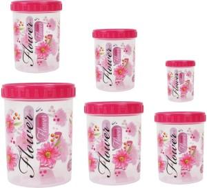 Stylobby  - 1200 ml, 1500 ml, 1100 ml, 1100 ml, 250 ml, 500 ml Polypropylene Multi-purpose Storage Container