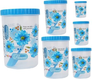 Stylobby  - 2000 ml, 1200 ml, 1100 ml, 1000 ml, 500 ml, 250 ml Polypropylene Multi-purpose Storage Container