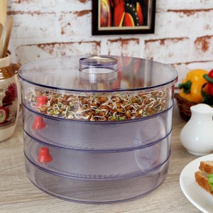 Disha Marketing  - 500 ml Plastic Food Storage