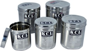 KCL Floral Container  - 1000 ml, 1300 ml, 1500 ml, 1800 ml, 2.0 L Stainless Steel Food Storage