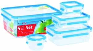 Rotho Princeware  - 500 ml, 3700 ml Plastic Food Storage