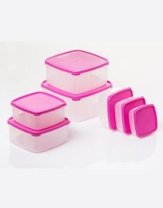 Varmora Store Fresh Full Set  - 8.8 L Polypropylene Food Storage