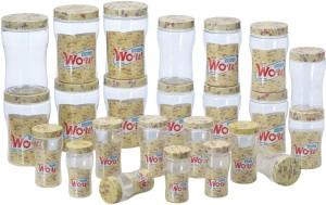 Steelo Wow  - 200 ml, 300 ml, 500 ml, 750 ml, 1100 ml Plastic Food Storage