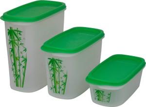 Tupperware  - 1700 ml, 1100 ml, 500 ml Plastic Multi-purpose Storage Container