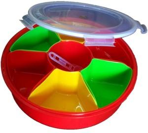 Abee Kitchen Spice Organizer  - 1 L Plastic Spice Container