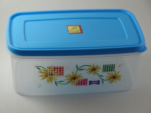 Fair Food Bread Box 2200  - 2200 ml Plastic Multi-purpose Storage Container