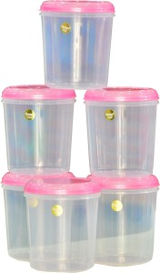 Chetan 6 Pc Seal Fresh-1.75 Ltr  - 1750 ml Plastic Food Storage