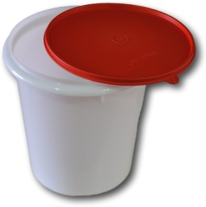 Tupperware Giant Canister  - 9 L Plastic Food Storage