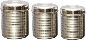 MiLi  - 2700 ml Stainless Steel Multi-purpose Storage Container