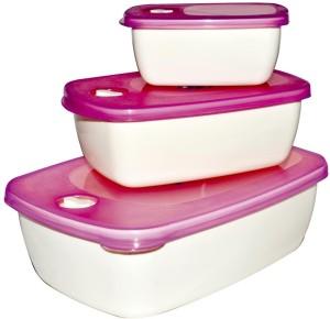 Oliveware  - 200 ml, 500 ml, 1200 ml Plastic Food Storage