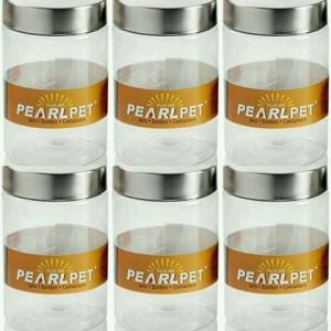 Pearlpet  - 1700 ml, 1400 ml, 1000 ml Polypropylene Multi-purpose Storage Container