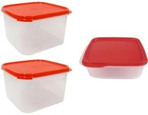 Tupperware Smart Storer  - 2.5 L, 2.5 L, 1.1 L Plastic Multi-purpose Storage Container