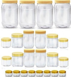 Sunpet 108840-24  - 30 ml, 100 ml, 250 ml, 300 ml, 1500 ml Plastic Food Storage