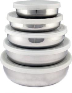 zakozee  - 2700 ml Stainless Steel Food Storage