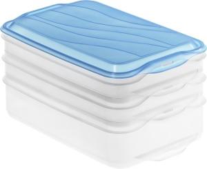 Rotho Princeware  - 750 ml, 750 ml, 1350 ml Plastic Food Storage