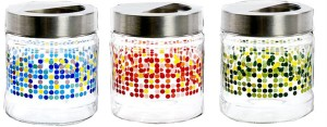 Borgonovo  - 800 ml Glass Food Storage