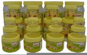 Sunpet Sunpet109320-28  - 1000 ml, 750 ml, 250 ml, 150 ml, 100 ml, 50 ml, 30 ml Plastic Multi-purpose Storage Container