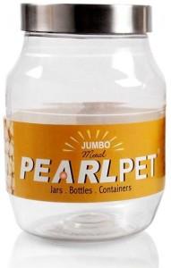 Pearlpet  - 3 L Plastic Food Storage