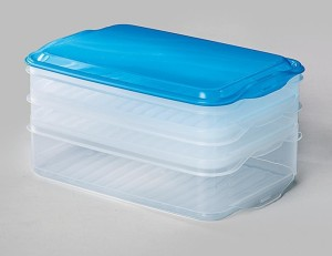 Rotho Princeware  - 3000 ml Plastic Food Storage