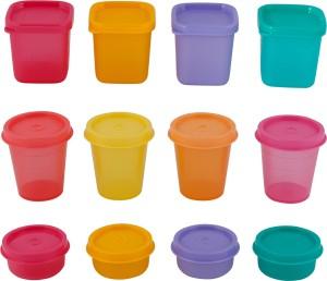 Tupperware  - 80 ml, 60 ml, 30 ml Plastic Multi-purpose Storage Container