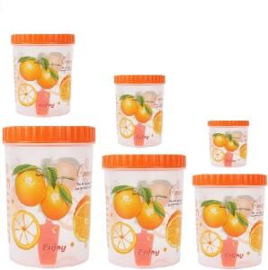 Stylobby  - 2000 ml, 1500 ml, 1200 ml, 1000 ml, 500 ml, 250 ml Polypropylene Multi-purpose Storage Container