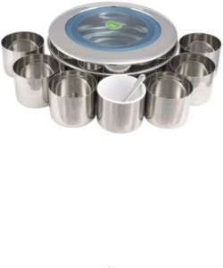 Rituraj  - 1000 ml Stainless Steel Spice Container