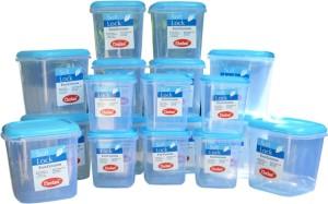 Chetan Softlock  - 3000 ml, 2000 ml, 1250 ml Plastic Multi-purpose Storage Container