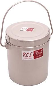 KCL Toofan  - 4000 ml Stainless Steel Food Storage