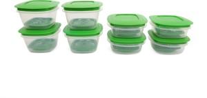 Cutting Edge VEGGIE FRESH  - 335 ml, 600 ml Polypropylene Multi-purpose Storage Container