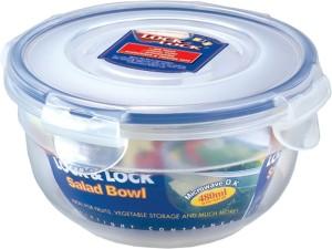 Lock & Lock Nestables Round Salad Bowl  - 480 ml Plastic Food Storage
