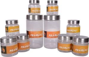 Pearlpet  - 1700 ml, 500 ml, 300 ml Plastic Food Storage