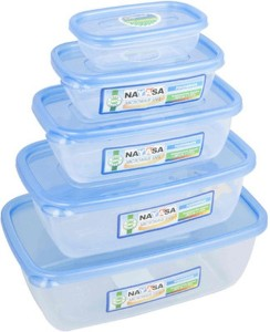Nayasa  - 1800 ml Plastic Multi-purpose Storage Container