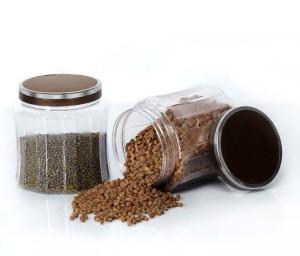 Steelo  - 2000 ml Plastic Food Storage