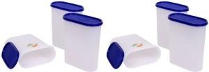 Tallboy Space Saver Modular 6pc  - 2400 ml Plastic Multi-purpose Storage Container