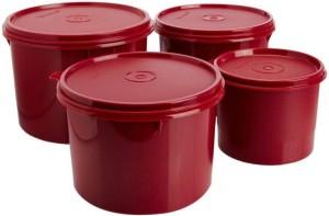 Tupperware  - 1.2 L, 600 ml Plastic Food Storage