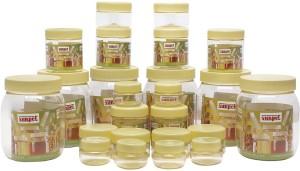 Sunpet SP4080-24  - 500 ml, 100 ml, 50 ml, 30 ml Plastic Food Storage